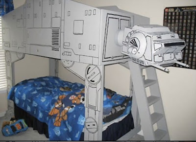 AT-AT Imperial Walker Bed