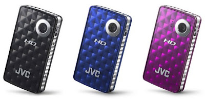 JVC Hp-Camcorder Announced PICSIO Small for ¥20.000 in Japan