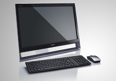 Sony VAIO L Is All-In-One in High Definition