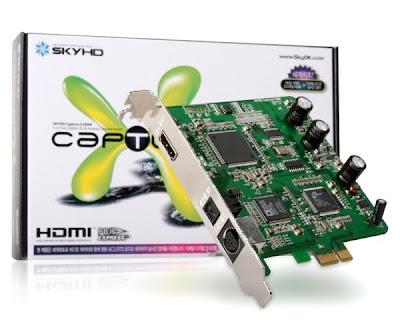 SKYHD CaptureX HDMI