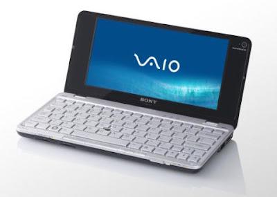 Sony VAIO P Netbook To Land at Verizon Soon