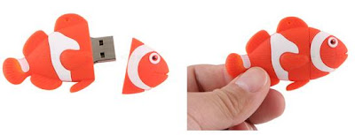 Clown Fish USB Drive