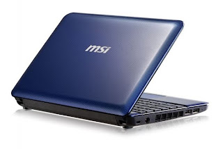 MSI's Wind U135 Netbook Also Runs on N450