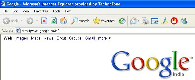 How to change the browser title of Internet Explorer ...