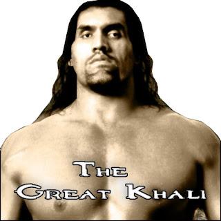 WWE Super Star Great Khali