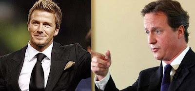 Cameron and Beckham