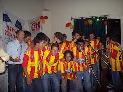 CENA CAMPEONES 2007