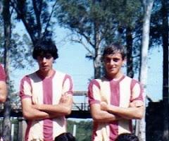 año 1980 delegado y ayudante tecnico