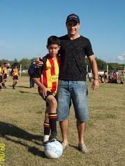 Santiago Vargas y este muchacho que no me acuerdo quien es