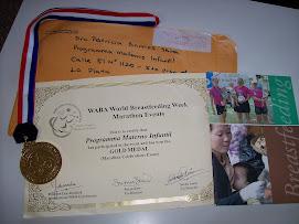 ganamos todos medalla waba