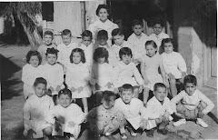 Los primeros alumnos