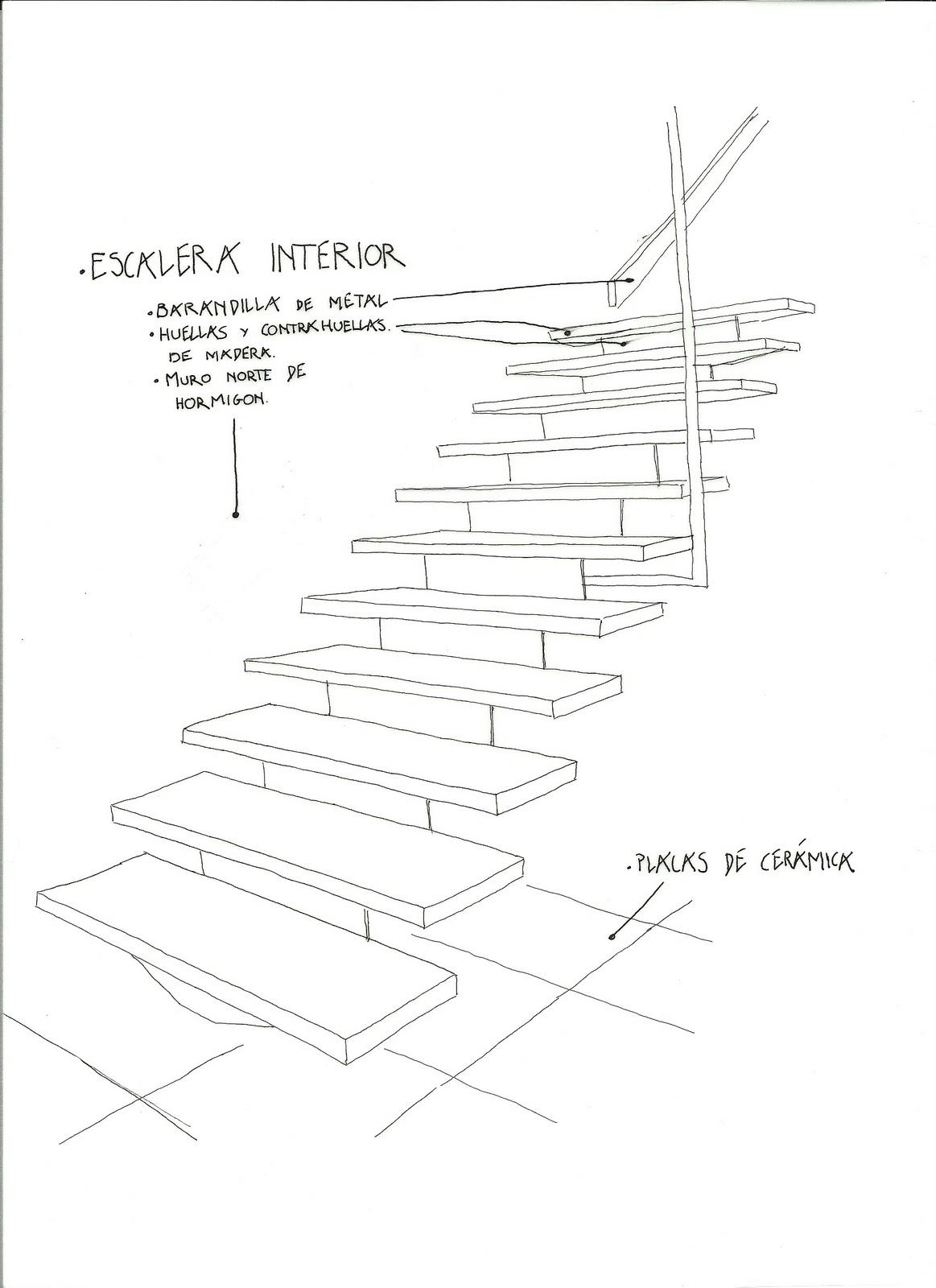 Puerta de hierro ii la construcci n en la vivienda for Construccion de escaleras de hierro