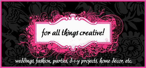 for all things creative!