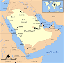 Where is Riyadh?