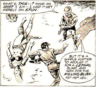 Rampaging Hulk #9, Sal Buscema, the Kryloreans