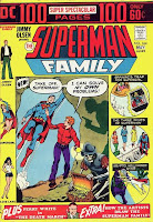 Superman Family #164, 100 pages