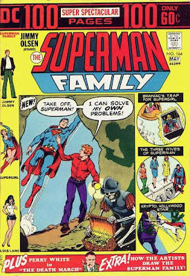Superman Family #164, 100 pages, Jimmy Olsen