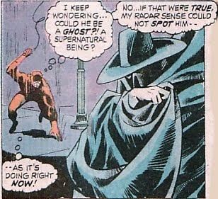 Daredevil #115, Deathstalker