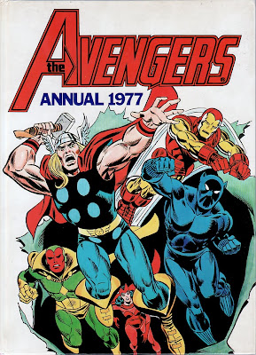 Marvel UK, Avengers Annual 1977