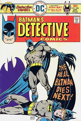 Batman Detective Comics #458 Man-Bat