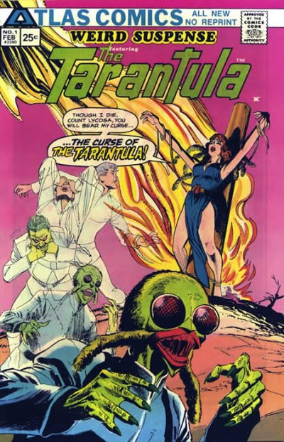 Classic Comic Covers - Page 3 Tarantula+%231
