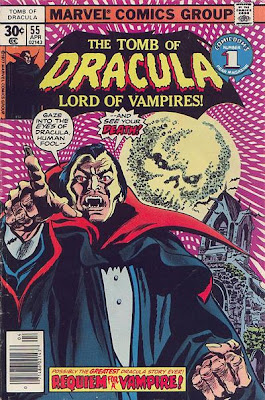 Tomb of Dracula #55, Gene Colan and Marv Wolfman