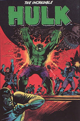 Mighty World of Marvel Annual #1975, the Incredible Hulk