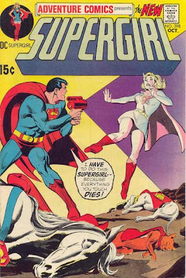 Supergirl Adventure Comics #398