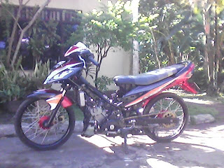 Modifikasi Jupiter Mx 2006 Kopling