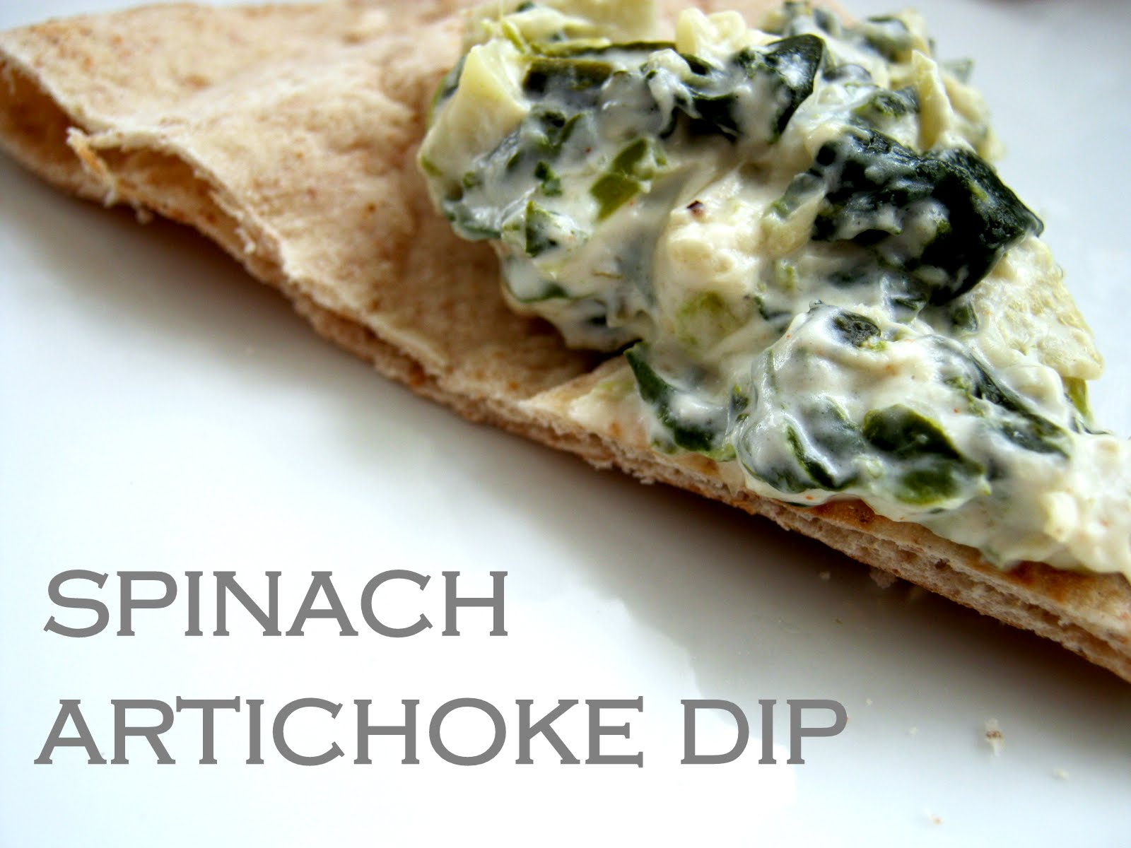 The Inner Gourmet: Superbowl Party: Spinach Artichoke Dip
