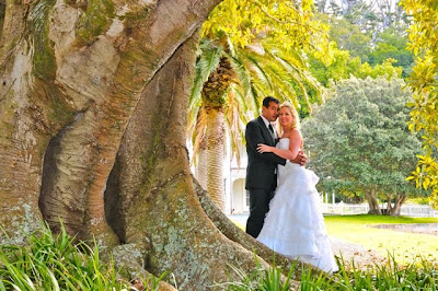 kawau island wedding photography