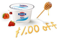 Fage Greek yogurt