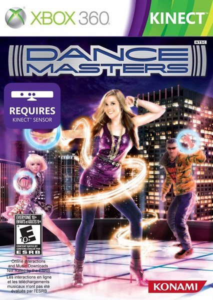 Os 8 Melhores Jogos para Kinect Dance%2BMasters%2BXBOX%2B360
