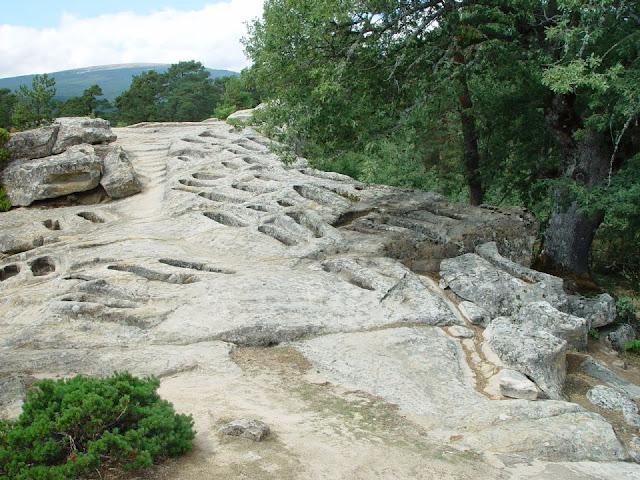 tumbas olerdolanas de Regumiel