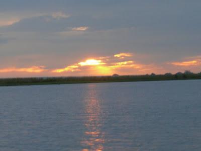 sunset africa, ocaso en africa, puesta de sol
