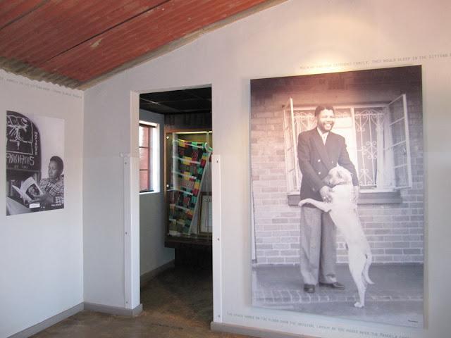 casa mandela soweto