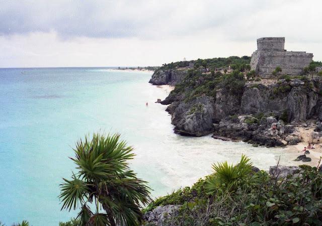 playa paradisiaca de tulum