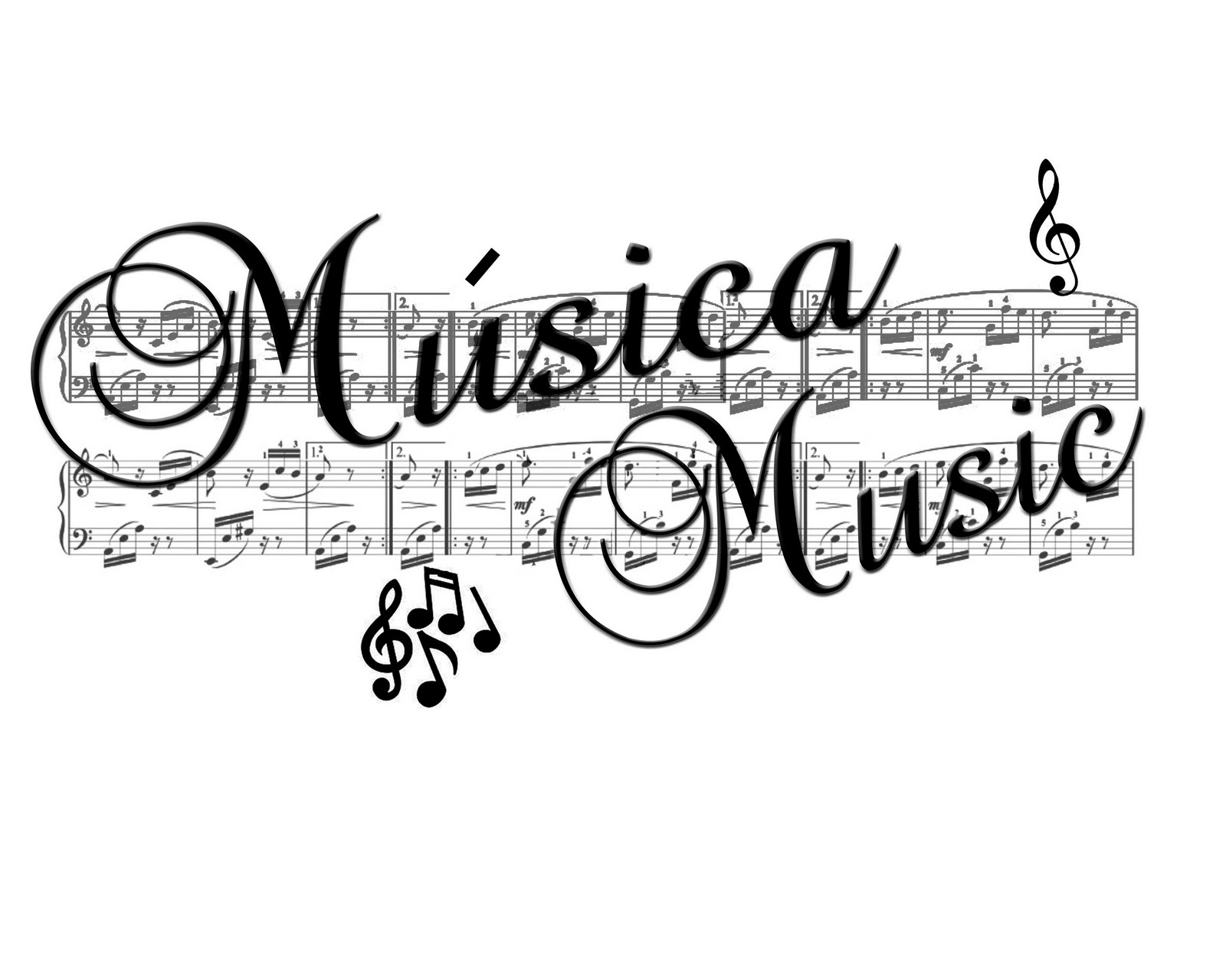 MUSICA - AYUDAS VISUALES /// MUSIC - VISUAL AIDS *****