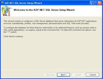 Use Custom MemberShip Provider Database in ASP.NET