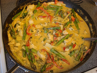 There's a Party in My Mouth: Thai Curry (Evil Jungle Princess)