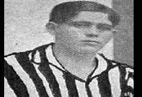 Adolfo Millon Jr. Autor do 1° gol na Vila Belmiro