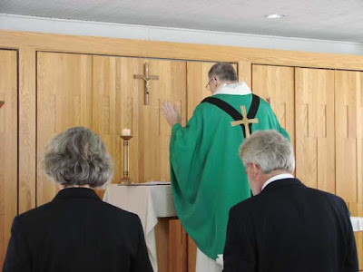 Inaugural Mass The Anglican Use Society of St. Bede the Venerable