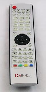 HDX 1000 Remote Controller