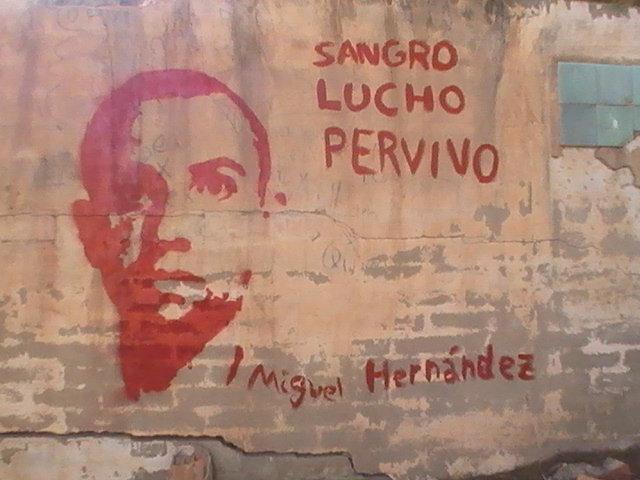 Miguel Hernández. Un poeta por una causa. Miguel+hernandez