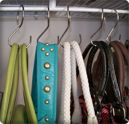 now what baby closet purse hanger