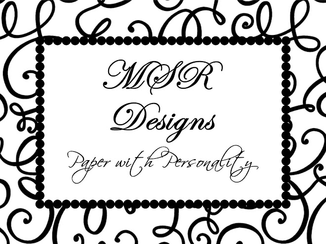 ** Paper with Personality **         MSR Designs