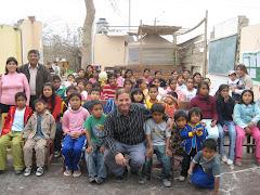 pastor ricardo martheu en Centro Caleb de Pisco