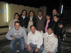 ps. german y equipo de Pastores de EE.UU.