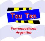 Trenes argentinos en escala