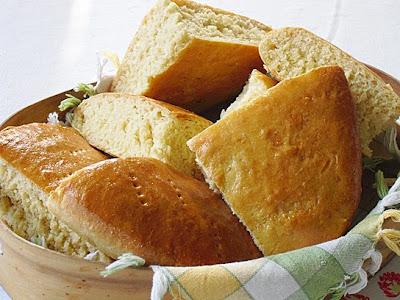 baka bröd med kikärtsmjöl
